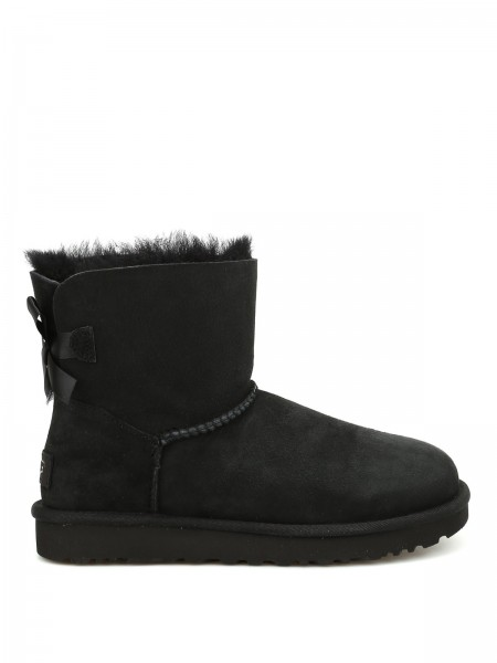 Stivaletti Ugg Donna Mini baley bow ii Black