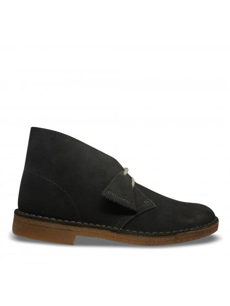 Polacchine Clarks Uomo Desert boot Dark grey