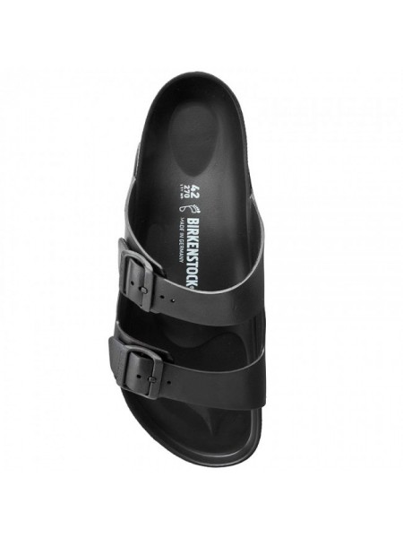 Sandali Birkenstock Unisex 129421 arizona eva Black