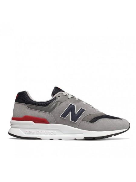 Sneakers New balance Uomo Cm997hcj Grey/navy/re