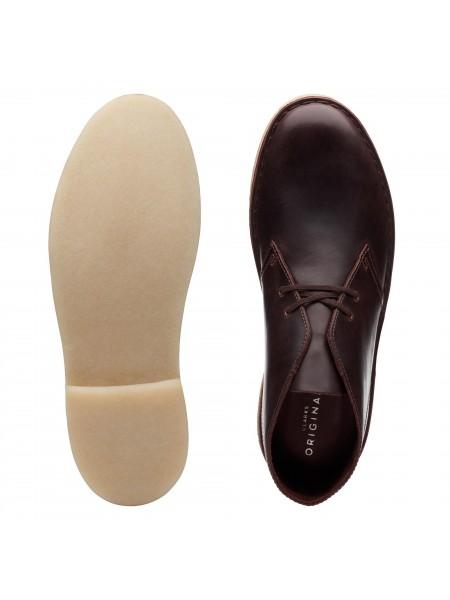 Polacchine Clarks Uomo Desert boot Chestnut