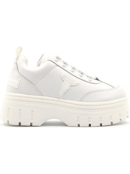 Sneakers Windsor smith Donna Lit White/wht