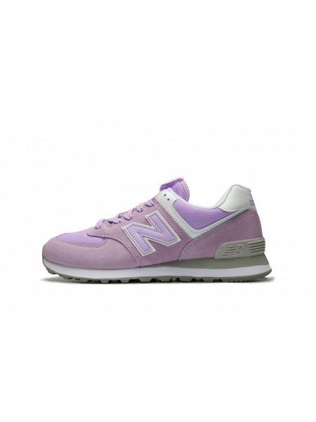 Sneakers New balance Donna Wl574esd Mesh violet
