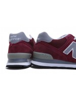 Sneakers New balance Unisex M574nbu Bordeaux