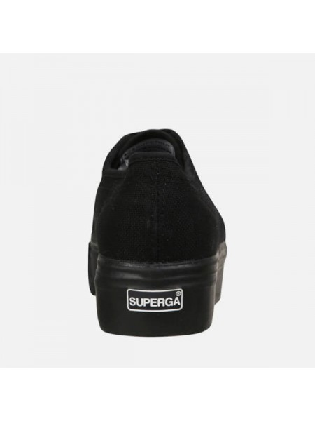 Sneakers Superga Donna 2790acotw linea up a Full black
