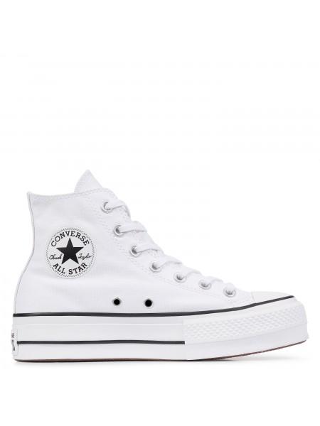 Sneakers Converse Donna Ctas lift hi 560846c White