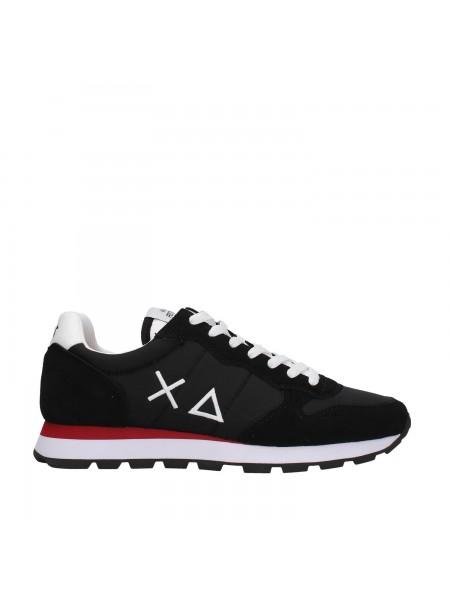 Sneakers Sun68 Uomo Z30101 Nero bianco