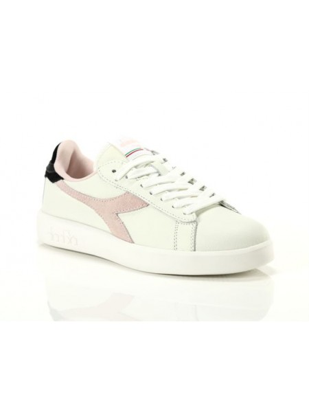 Sneakers Diadora Donna Game wide l White/pink