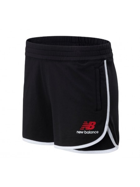 Shorts New balance Donna Ws01501 Bk