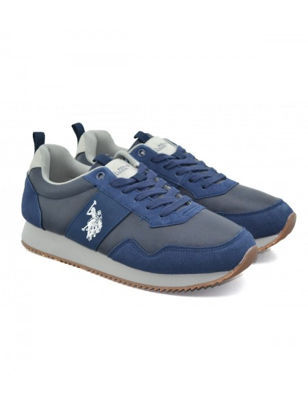 Sneakers U.s. polo assn. Uomo Talbot4 club Dark blu