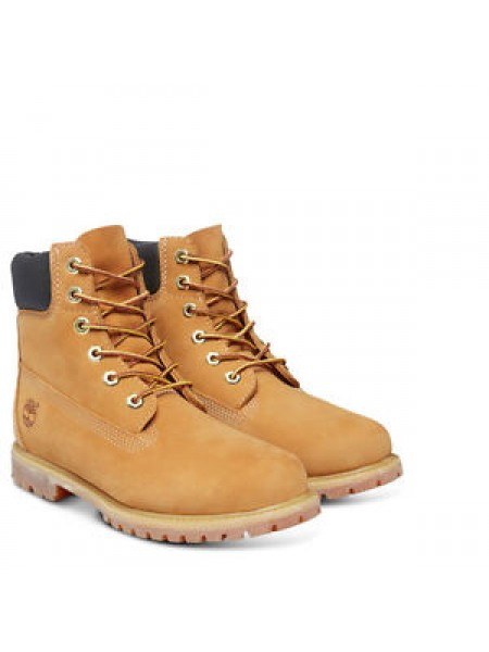 Anfibi Timberland Donna 10361 w/l Giallo