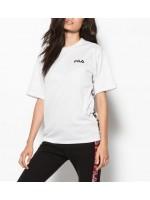 T-shirt Fila Donna 682321 Bianco