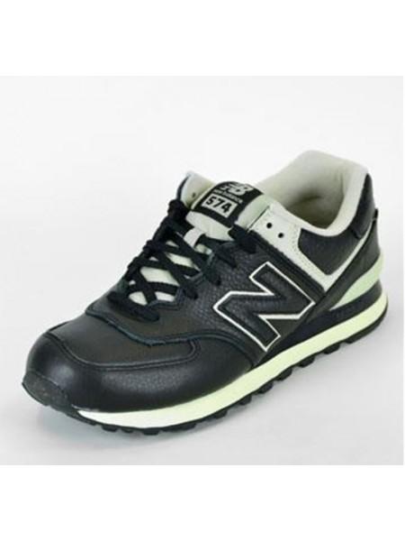 Sneakers New balance Uomo Ml574lpk Nero