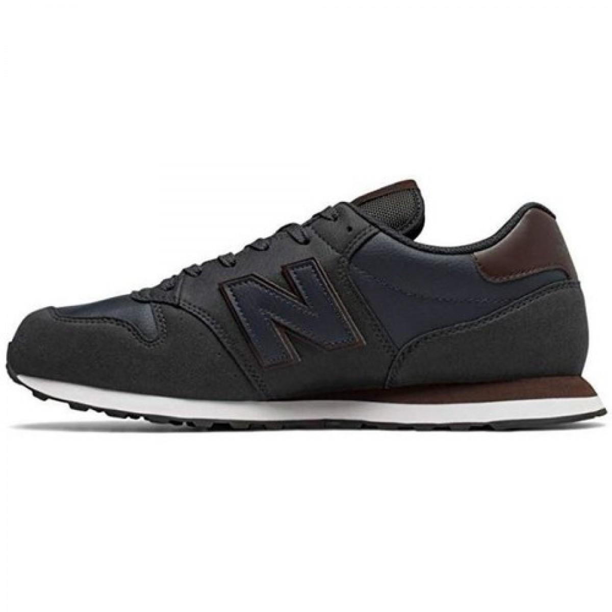 Sneakers New balance Uomo Gm500nvb Navy