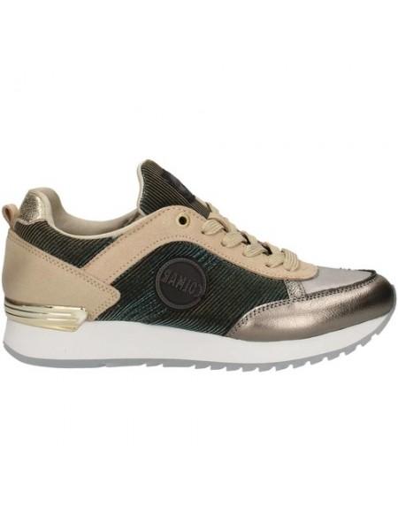 Sneakers Colmar Donna Travis dream 124 Beige/gold