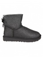 Stivaletti Ugg Donna Mini baley bow ii Black sparkl