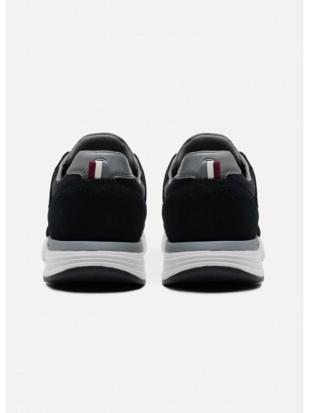 Sneakers Colmar Uomo Travis x-1 tones 012 Black/dk gra