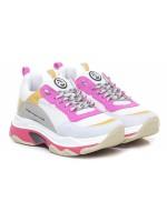 Sneakers Fornarina Donna Supre4fuxia Fuxia