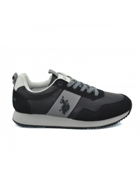 Sneakers U.s. polo assn. Uomo Talbot4 club Black