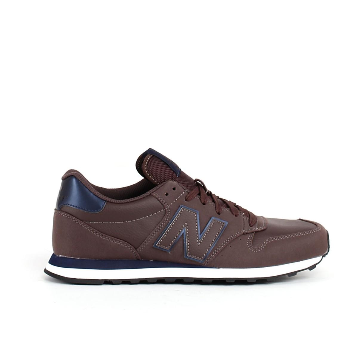Sneakers New balance Uomo Gm500dbn Dark brown