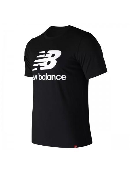 T-shirt New balance Uomo Mt91546 Black