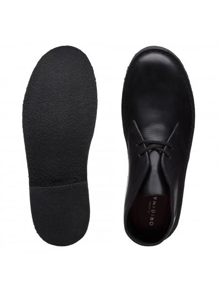 Polacchine Clarks Uomo Desert boot Black polish