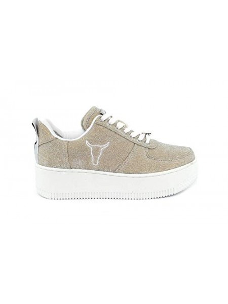Sneakers Windsor smith Donna Racerr Noulurwht