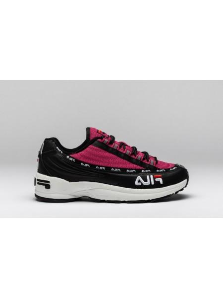Sneakers Fila Donna Dstr97 wmn Black/pink
