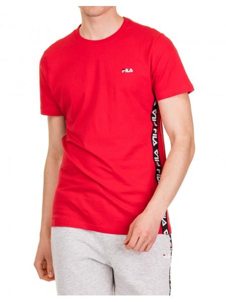 T-shirt Fila Uomo 682362 Rosso