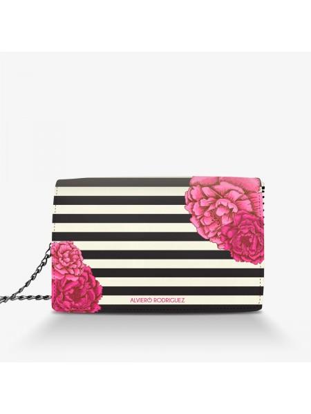 Borse Alviero rodriguez Donna Ketty Glam flower