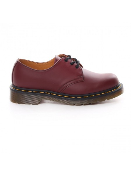 Stringate Dr martens Unisex 1461 59 Cherry red