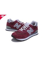 Sneakers New balance Unisex M574nbu Bordo
