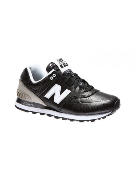 Sneakers New balance Donna Wl574raa Nero