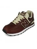 Sneakers New balance Uomo Ml574lpb Marrone