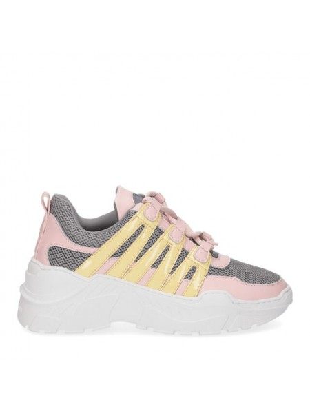 Sneakers Windsor smith Donna Corey Powpinkwht