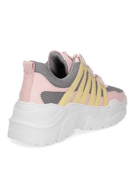 Sneakers Windsor smith Donna Corey Powpinkwht