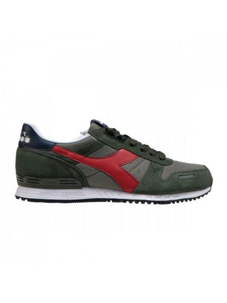 Sneakers Diadora Uomo Titan ii Ivy/green
