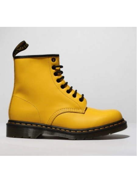 Anfibi Dr martens Unisex 1460  Yellow