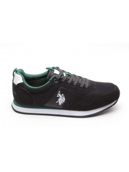 Sneakers U.s. polo assn. Uomo Talbot3 Blk